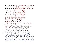 Stencil typeface for Giz Magazine - Brazil