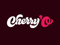 Cherry'O Logotype for a DJ