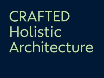 Letters/Typeface for architecture branding project