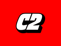 C2 Bike Logo – Tabloid Direction