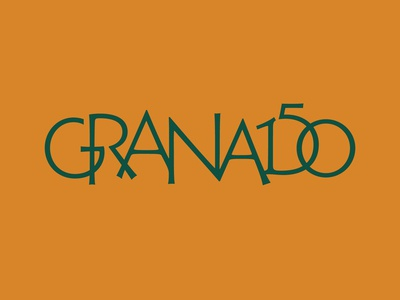 Granado Lettering Take 2