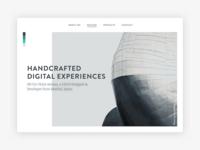 My portfolio redesign!