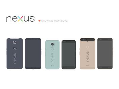 Nexus smartphone nexus6p nexus5x nexus6 smartphone nexus