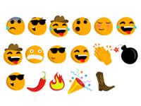 Emojis La Comadre