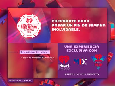 iHeartRadio Music Festival Las Vegas 2019