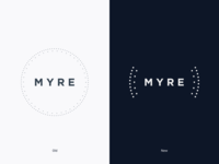 MYRE new logo