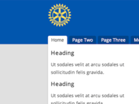 Rotary Club of Broadlands (first thing I ever designed)