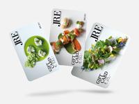 Culinary Gift Card Mockup