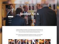 Event Recap Website