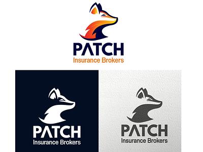 Patch Logo Design logo designs raheem designs logotypes logo logodesign illustration graphic design design branding