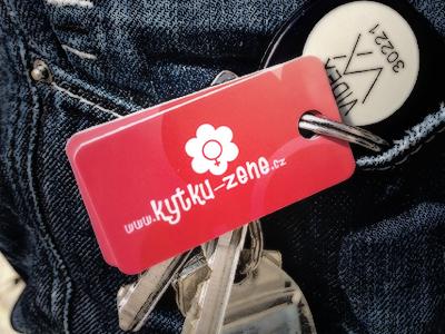 Kytku Zene — Flowers for Women logo project design flower brand pink kytku-zene flowers-for-women