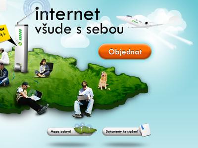 WIA CDMA — 2010 cdma wia webdesgin internet microsite