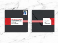 Party Invite Envelope