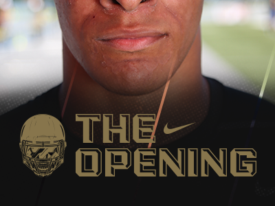 Propic Overlay - The Opening hudl nike opening football propic
