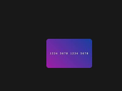 Revolut Card Animation (dark & light) light dark animation visa web css html revolut