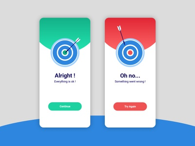 Daily UI 011 - Flash Message dailyui011 flash message ux ui interface design design dailyui app