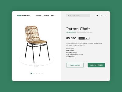 Daily UI 012 - E-Commerce Shop (Single Item) dailyui012 shop e-commerce ux ui interface design design dailyui app