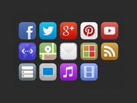 Widget Icons WIP