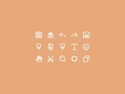 Noteshelf iOS 7 Updated Icons