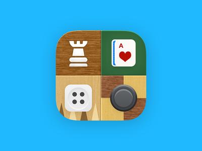Board Game Bundle Icon