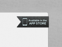 SizeLocker App Store Ribbon