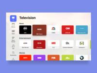 Smart TV - TV Channels