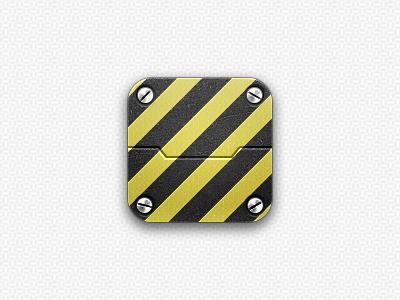 Airport Control maintenance airport equipment utility ipad icon