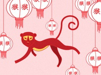 Chinese New Year – Monkey