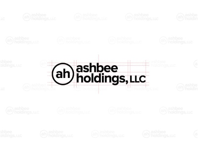 Ashbee Holdings, LLC corporate branding illustration sketch lettering logotype logo