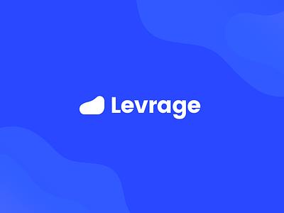 Levrage - Logo Concept branding design brand identity brand design branding logo design logo