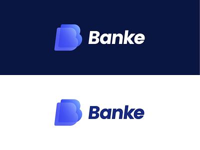 Banke Logo logo design logodesign brand design branding logos