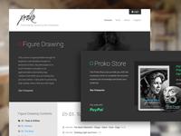 Proko Rebranding