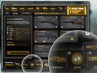 Battlefield P4F UI Redesign