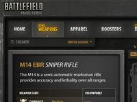 Battlefield P4F UI Redesign V2