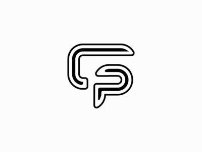 Gray point logo