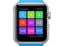 Double Game for Apple Watch