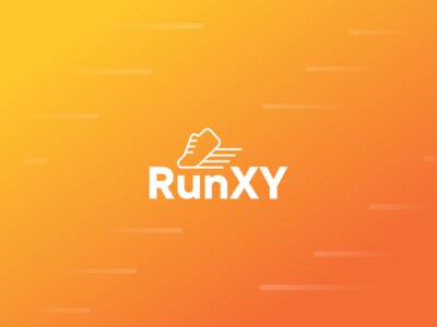 RunXY Logo