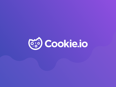 Cookie Logo product research shopify cookies crumbs icon workmark brand logo cookie