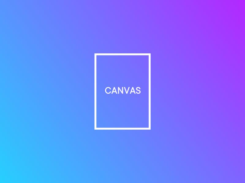 Canvas Logo canvas art logo ios app ios