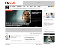 News WordPress Theme - DW Focus