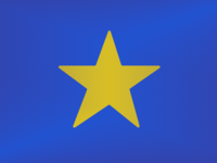 State Star - Lined Background