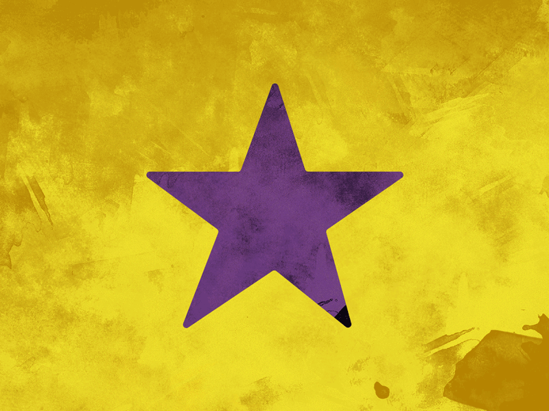 State stars dribbble 03