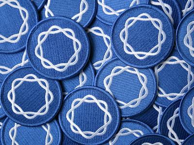 Circle Medical Patches swag logo medical health circle medical patches