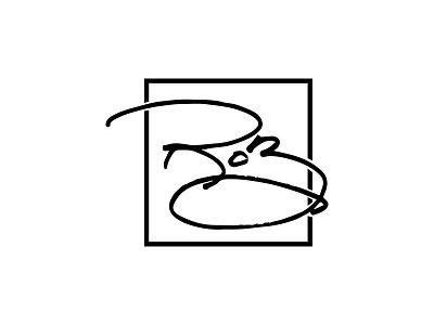 My new logo for my personal stuff vector logo handwritten