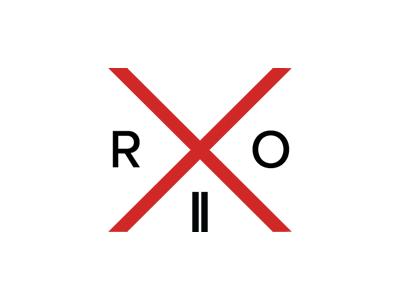 new logo idea cross logo initials