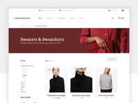 Fashion eCommerce Products