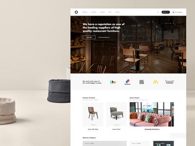 Restaurant & Hotel Furniture Specialist