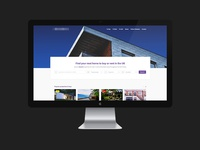 Property Search Header
