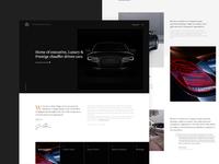 Chauffeur Homepage