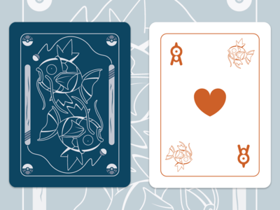 Magikarp Playing Cards